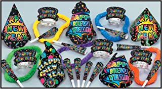 The New Yorker Asst for 50 Party Accessory (1 count)