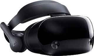 Samsung Hmd Odyssey Windows Mixed Reality Headset with 2 Wireless Controllers (XE800ZAA-HC1US)