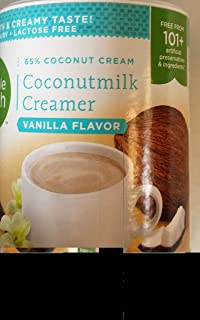 Simple Truth Coconutmilk Creamer Vanilla 6 oz (Pack of 2)