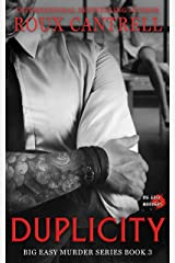 Duplicity (The Big Easy murders Book 3) Kindle Edition