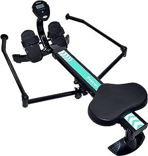 space saving adjustable rower