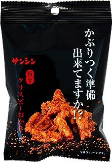 三真 旨辛クリスピーおかき 35g ×10袋