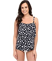 Miraclesuit - Dot's Hot Waves Tankini Top