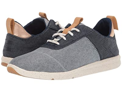 TOMS Cabrillo (Navy Denim) Women