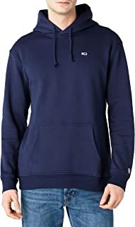 Tommy Hilfiger Men's Hoodie Sweatshirt Relaxed Fit Classics Collection