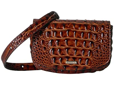 Brahmin Melbourne Lil (Pecan) Handbags