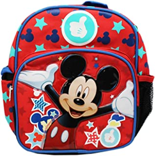 18c8ac2165f4 Amazon.com: mickey mouse backpack