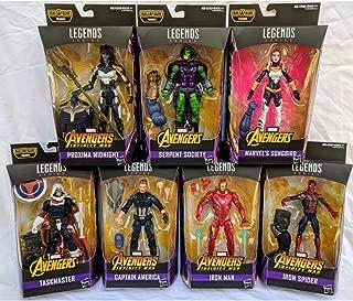 Marvel Legends Avengers Infinity War Thanos BAF