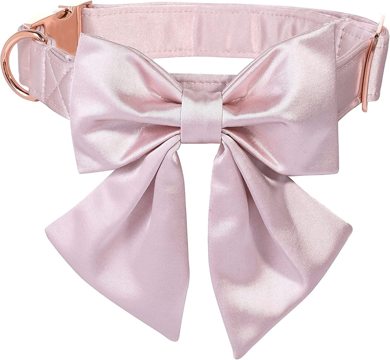 Lionet Paws Bowtie Spring new work one Oakland Mall after another Dog Collar Cute Comfortable - Silk