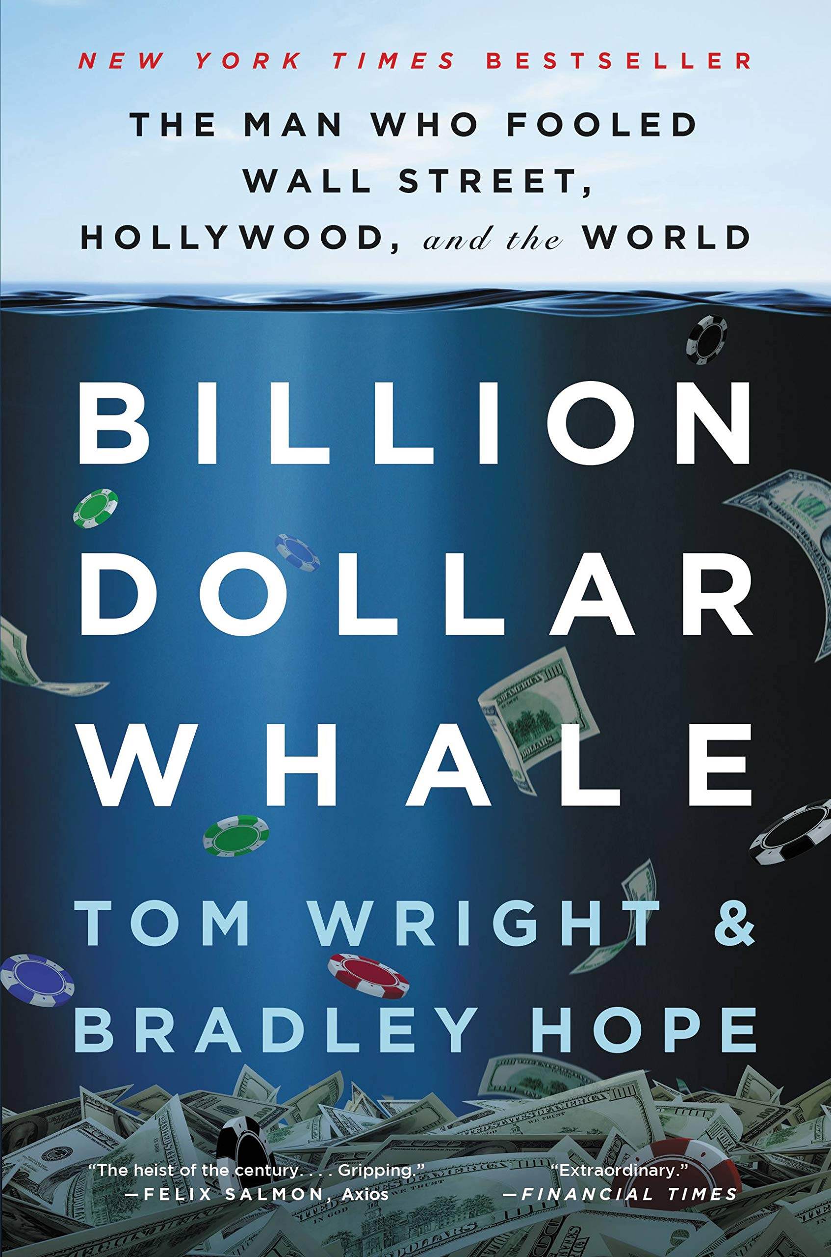 Image OfBillion Dollar Whale: The Man Who Fooled Wall Street, Hollywood, And The World