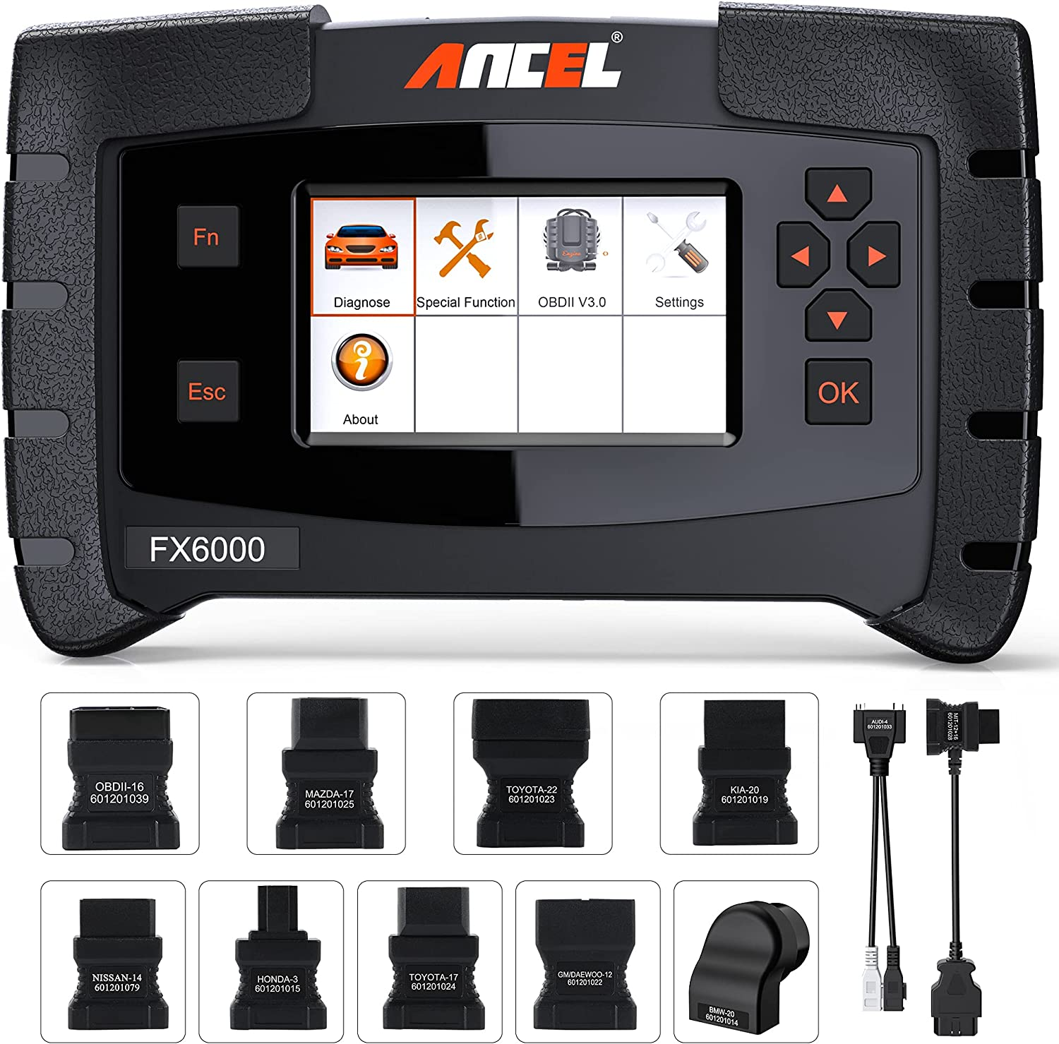Ancle FX6000