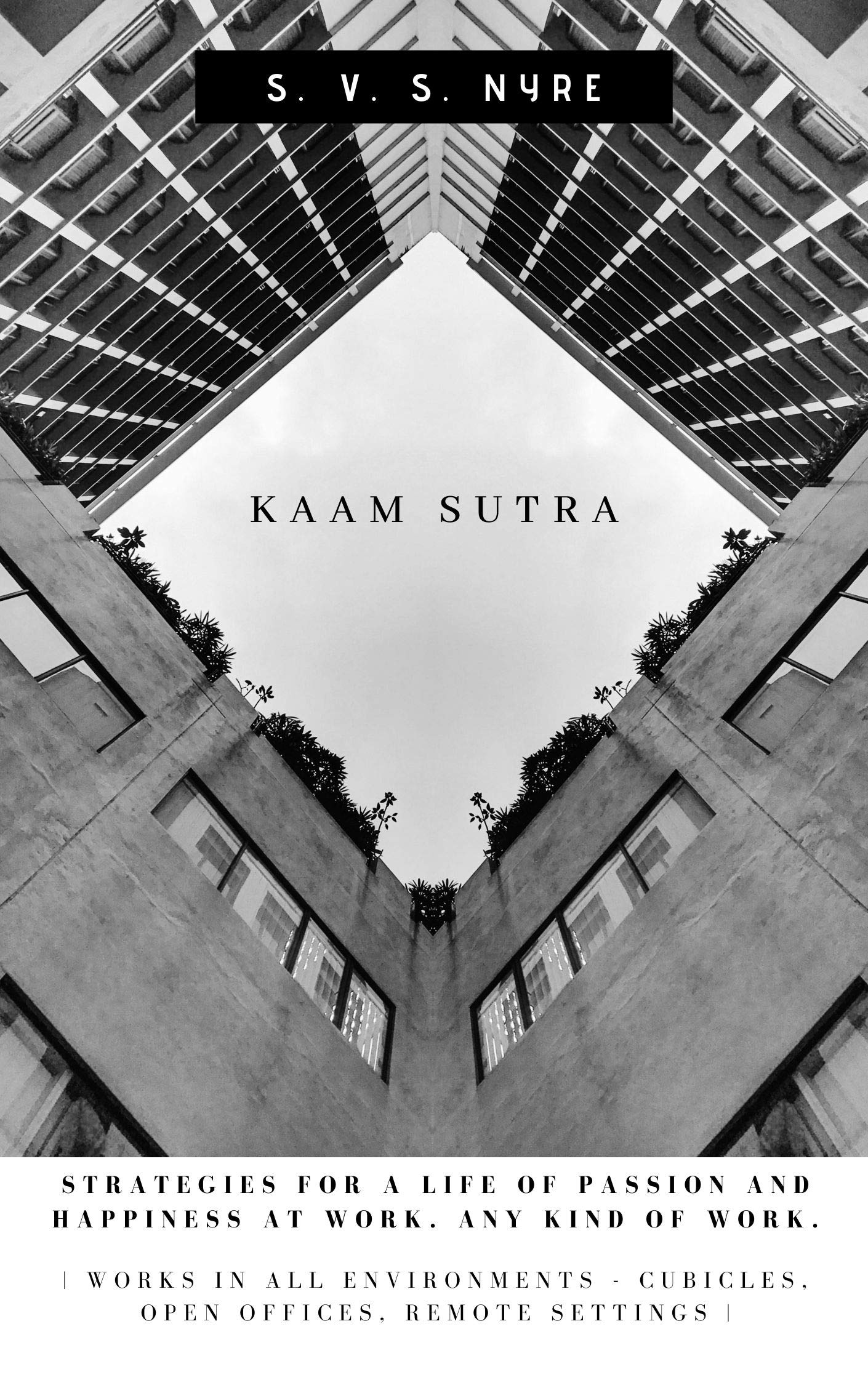 Kaam Sutra: Strategies for a Life of Passion and Happiness at Work. Any Kind of Work.