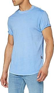 G-STAR RAW Lash Straight Fit Camiseta de Manga Corta para Hombre