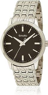 9ea0815650 Montre SMALTO Quartz - Affichage analogique bracelet Métal et Cadran  SNMG00C1BM1