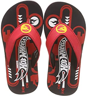Hot Wheels Boy's Hwpbff2002 Flip-Flops