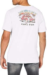 Hurley M Vancamper S/S T-Shirt Hombre