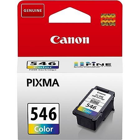 Canon CL-546 Cartouche Couleur (Emballage carton)
