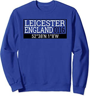 leicester city sweatshirt