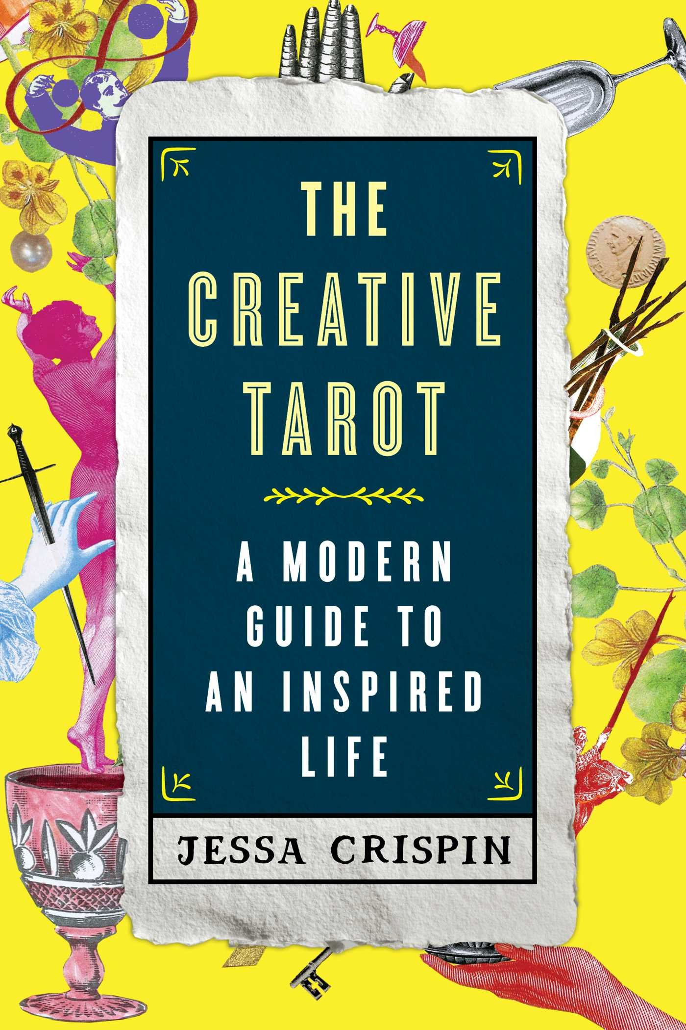 Image OfThe Creative Tarot: A Modern Guide To An Inspired Life