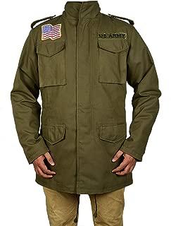 M65 Field Jacket Men Lightweight Military Jacket - Windbreaker Cotton Field Coat