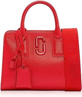 Luxury Fashion | Marc Jacobs Womens M0014866612 Red Handbag | Fall Winter 19