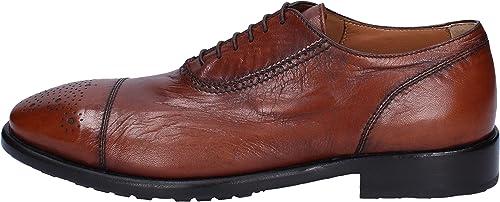 BRUNO ANTOLINI Elegante Schuhe Herren Leder braun