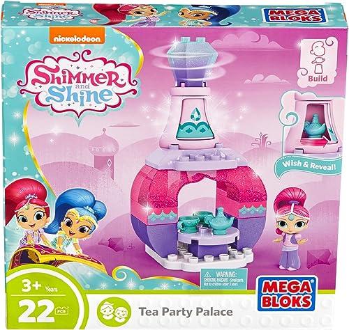 Envio gratis en todas las ordenes Mega Bloks Shimmer and Shine Genie Palace Bottle Bottle Bottle Shimmer Tea Party Building Set  artículos de promoción