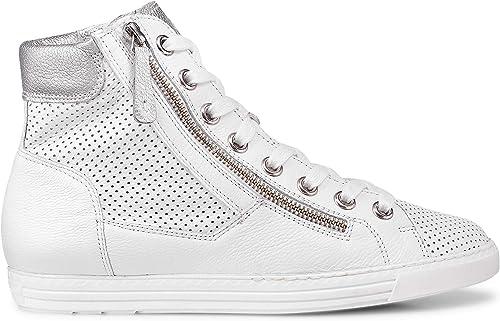 Paul Grün Damen Turnschuhe 4247.142 Weiß Weiß Weiß 395636  fantastische Qualität