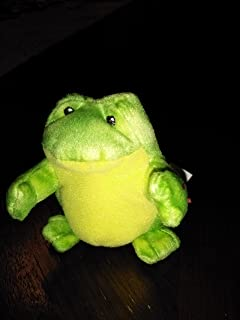 Ty Pluffies Ponds Frog