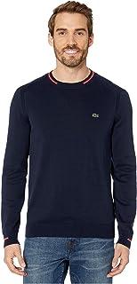 Mens Long Sleeve Jersey Classic Semi Fancy Sweater