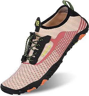 Mens Water Shoes Womens Barefoot Shoes Aqua Beach Swim Shoes Quick Drying Yoga