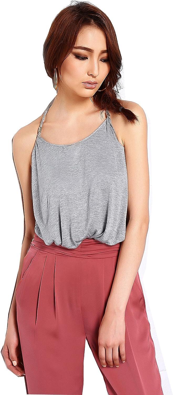 Billie's Dress Boutique Grey Tank Top
