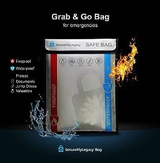 Waterproof and Fireproof Bag (11