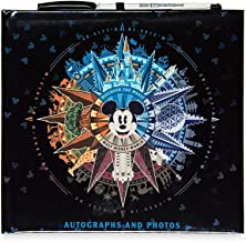Walt Disney World Four Parks Photo Album Autograph Book with Pen