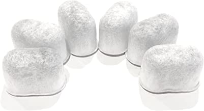 Everyday 6-Pack Replacement Charcoal Water Filters for Keurig Coffee Machines