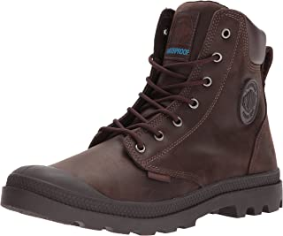 Palladium Men's Pampa Cuff Wp Lux Rain Boot