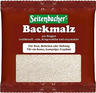 Seitenbacher Backmalz hell enzymaktiv aus Roggen, 5er Pack 5 x 250 g