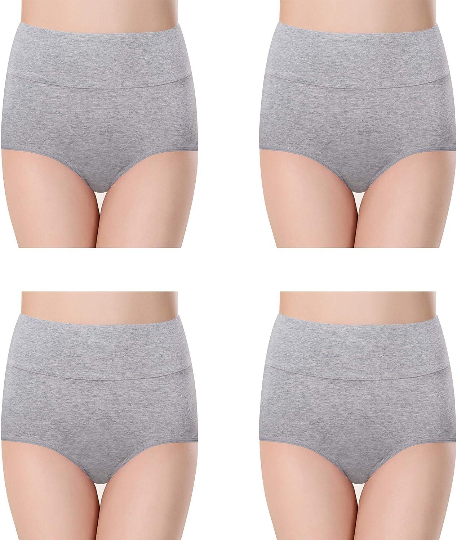 Evaino Dream Women's Cotton Underwear High Max 80% OFF Full Phoenix Mall Cover Waist