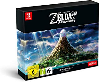 Zelda Link's Awakening Remake - Edición Limitada