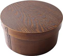 大阪 長生堂 おひつ 木製 曲げわっぱ お櫃 直径22.5cm 約5合(3000ml) めしびつ