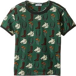 City Western Short Sleeve T-Shirt (Toddler/Little Kids)