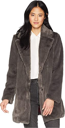 Notch Collar Coat