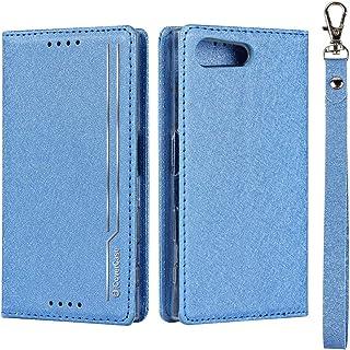 Sony Xperia X Compact ケース SO-02J ケース 手帳型 SO02J カバー X コンパクト エクスぺリア Xcompact case 携帯カバー 【iCoverCase】 内蔵マグネット スマホケース カード入れ付き ...