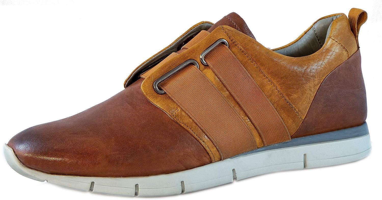 Marc Shoes Men's Luca Loafer Flat, Brown, 9 UK