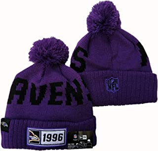 Forever Collectibles Detroit Lions Sport Knit Winter Hat Football Beanie Knit Cap