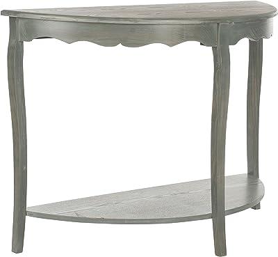 Amazon.com: Charmond - Mesa de sofá, color marrón: Kitchen ...