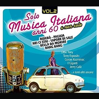 Solo Musica Italiana Anni 60, Vol. 2