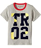 True Religion Kids - Blocked Tee Shirt (Toddler/Little Kids)