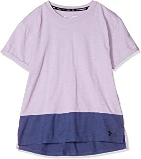 Under Armour Women's UA Charged Cotton Short Sleeve Top