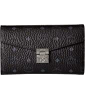 MCM - Patricia Visetos Crossbody Wallet Large